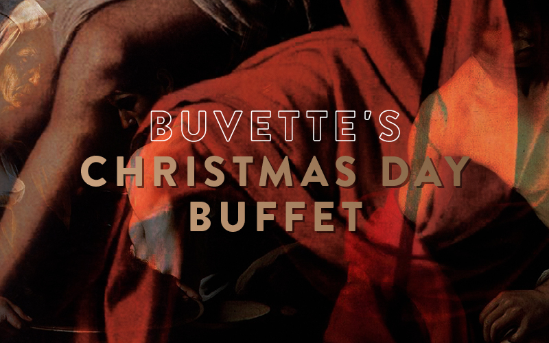 Buvette Christmas Lunch Gallery