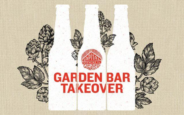 DOMA 46081 Capital Brewing Garden Bar Takeover_Gallery