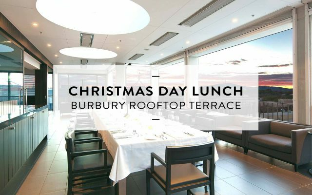 Christmas Day Lunch Burbury Hotel