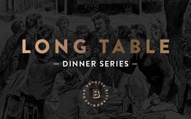 Buvette Long Table