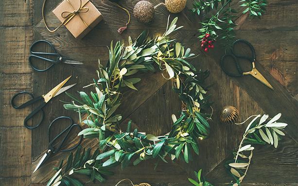 Dried Wreath thumbnail